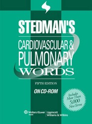 Stedman's Cardiovascular & Pulmonary Words, Fifth Edition, Download