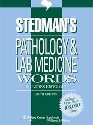 Stedman's Pathology & Laboratory Medicine Words