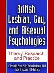 British Lesbian, Gay and Bisexual Psychologies