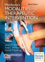 Michlovitz's Modalities for Therapeutic Intervention