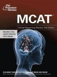 MCAT Verbal Reasoning Review