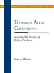 Testimony After Catastrophe