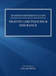 Health Care Policies & Insurance
