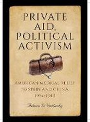 Private Aid, Political Activism