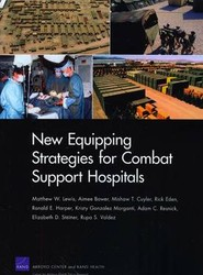 New Equipping Strategies for Combat Support Hospitals
