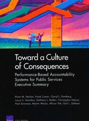 Toward a Culture of Consequences