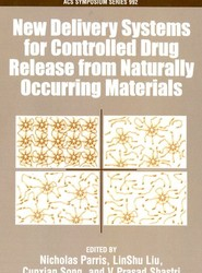 New Delivery Systems for Controlled Drug from Naturally Occuring Materials