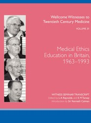 Medical Ethics Education in Britain, 1963-1993