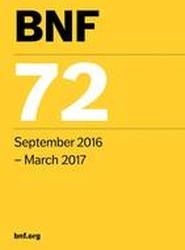 British National Formulary (BNF): No. 72