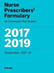 Nurse Prescribers' Formulary 2017-2019