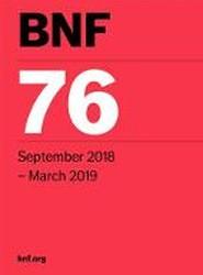 BNF 76 (British National Formulary)