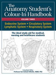 Anatomy Student's Colour-in Handbooks: Volume 3