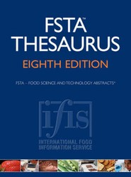 FSTA Thesaurus Eighth Edition