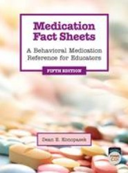 Medication Fact Sheets