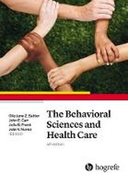 The Behavioral Sciences and Health Care 2017