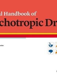 Clinical Handbook of Psychotropic Drugs: 2019