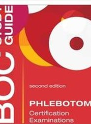 BOC Study Guide: Phlebotomy