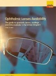 The Ophthalmic Lenses Availability 2017