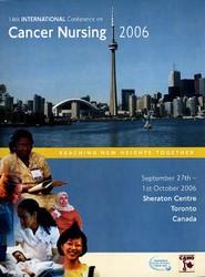 14th International Conference on Cancer Nursing