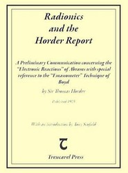 Radionics and the Horder Report