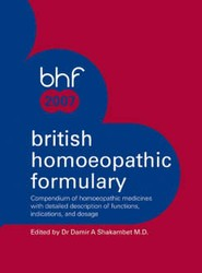 British Homoeopathic Formulary