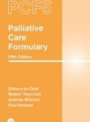 Palliative Care Formulary (PCF5)