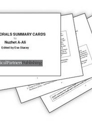 MRCGP Orals Summary Cards