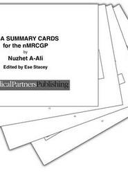 CSA Summary Cards for the NMRCGP