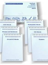 NDP3 Assessment Flip-books