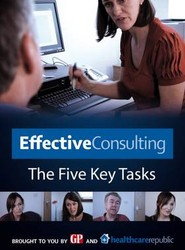 Effective Consulting - the Five Key Tasks