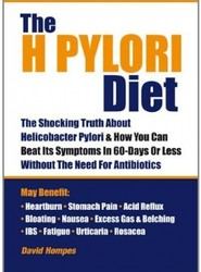 The H Pylori Diet