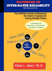 Handbook of Inter-Rater Reliability (Second Edition)