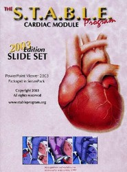 S.T.A.B.L.E. Cardiac Module Slide Set