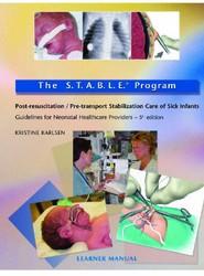 S.T.A.B.L.E. Learner Manual