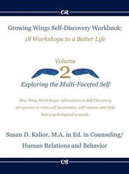Growing Wings Self-Discovery Workbook-Vol.2