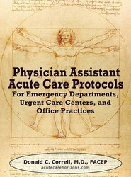 Physician Assistant Acute Care Protocols