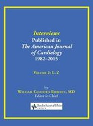 Interviews Published in the American Journal of Cardiology 1982-2015