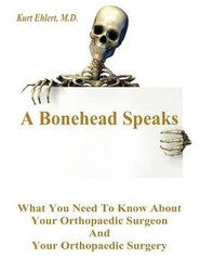 A Bonehead Speaks