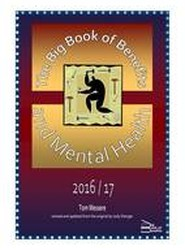 The Big Book of Benefits and Mental Health 2016/7