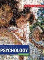 Cengage Advantage Books: Introduction to Psychology