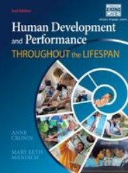 Human Development & Performance Throughout the Lifespan