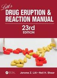 Litt's Drug Eruption and Reaction Manual, 23rd Edition