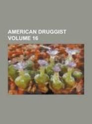 American Druggist Volume 16