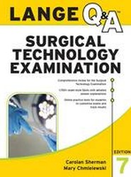 Lange Q&A Surgical Technology Examination