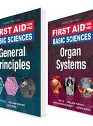 First Aid Basic Sciences, Third Edition (Value Pack)