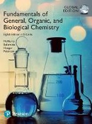 Fundamentals of General, Organic, and Biological Chemistry with MasteringChemistry