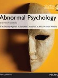 Abnormal Psychology Plus MyPsychLab with Pearson eText