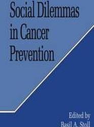 Social Dilemmas in Cancer Prevention