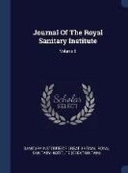 Journal of the Royal Sanitary Institute; Volume 8