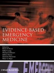 Evidence–Based Emergency Medicine